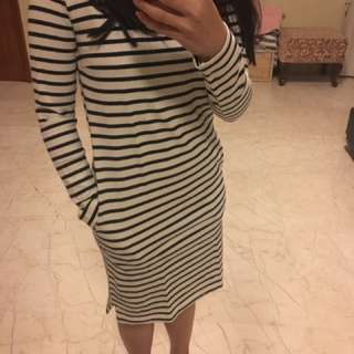 Uniqlo t-shirt dress