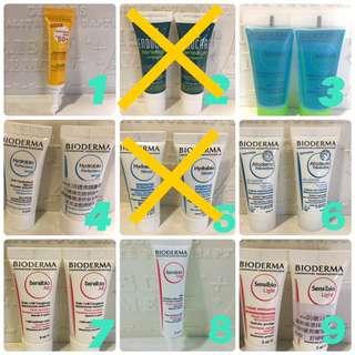 Bioderma 護膚品