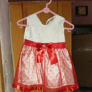 Baju anak Dress