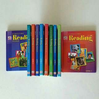 TIME LIFE A Child's First Reading Program