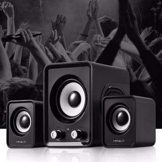 HIRALIY 【A8】2.1 多媒體音箱