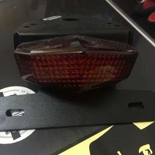DRZ TAIL LIGHT