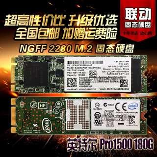 INTEL PRO1500【M.2】NGFF 【128BG 】SSD
