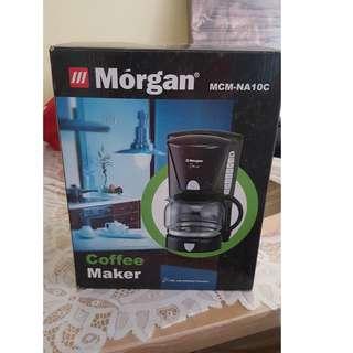 Morgan coffee maker