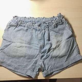 牛仔短褲 #含運最划算