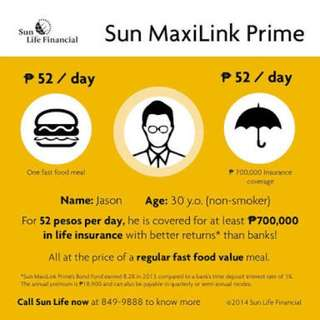 Sunlife Variable Universal Life