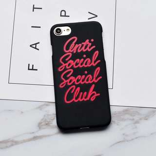 """Anti-Social Club"" Hard Casing"