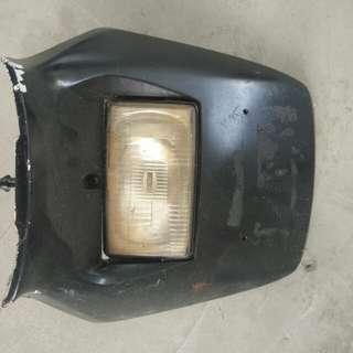 Yamaha WR200 Stock Headlight Mask
