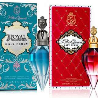 Katy Perry - Killer Queen Perfumes