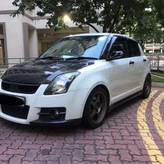 Suzuki Swift Sport 1.6M (Price Reduce)