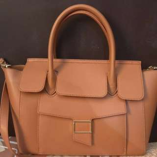 Authentic Charles & Keith 2-Way Bag
