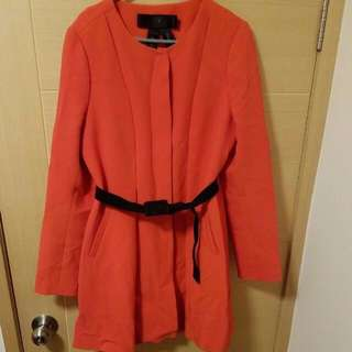 Bread N Butter Orange Jacket Halloween Fashion