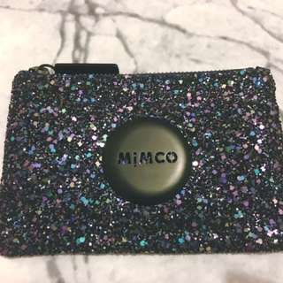 Mimco night sparks pouch
