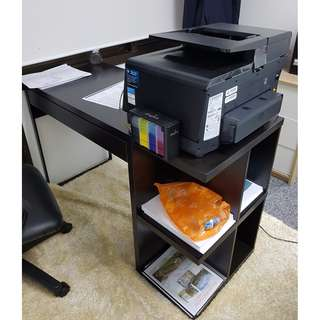 Office Table (Black)