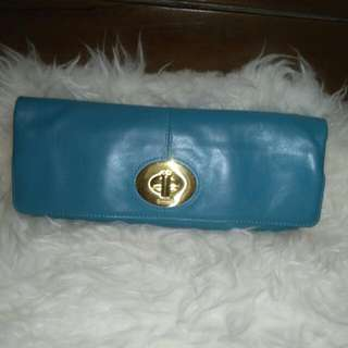 coach wallet cluth authentic