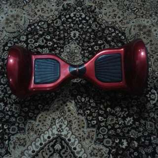 (R) 10 inch Red Hoverboard