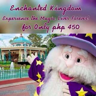 Enchanted Kingdom ( Ride All You Can )