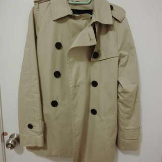 Coach wind coat