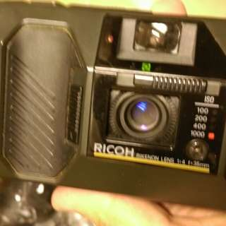 RICOH FILM CAMERA F4 傻瓜相機