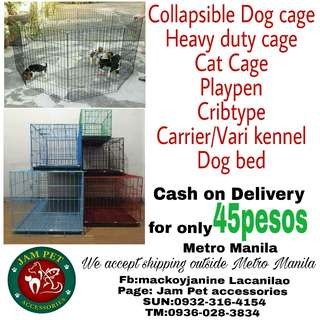 Dog cage playpen cat cage cribtype