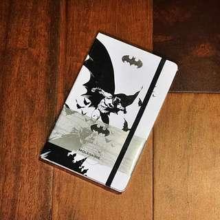 Moleskine Batman Limited Edition Ruled Notebook (13x21cm)