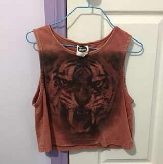 All About Eve Tiger Top
