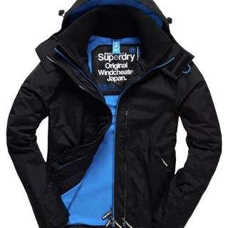 極度乾燥 superdry 女外套 防風外套 保暖外套