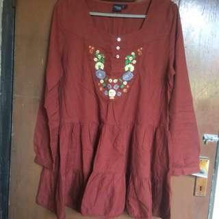 Classic blouse bunga sophie martin