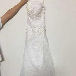 Sophia Tolli Mermaid Wedding Gown