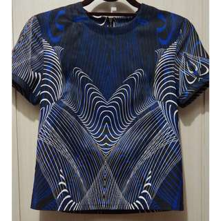 MDS Printed Blouse Size SMALL