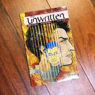 The Unwritten (Vol. 2) by Mike Carey