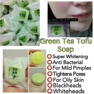 Tofu Green Soap