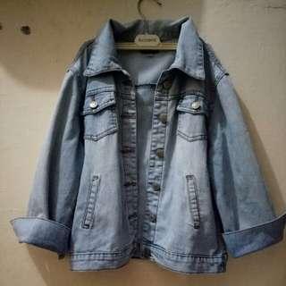 Mademoiselle denim jacket