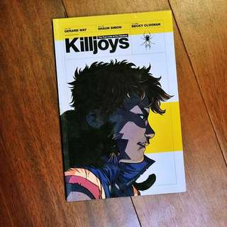 The True Lives of the Fabulous Killjoys by Gerard Way