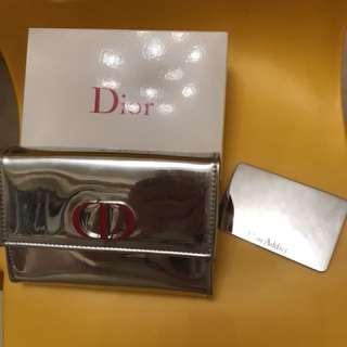 Dior 化妝包 連 鏡