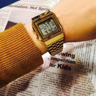Casio 電子顯示手錶