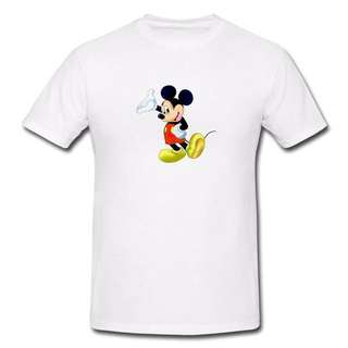 Mickey Mouse T-shirt M10-Men/Women