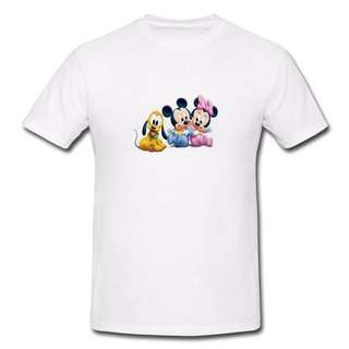 Mickey Mouse T-shirt M8-Men/Women