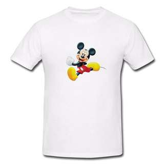 Mickey Mouse T-shirt M6-Men/Women