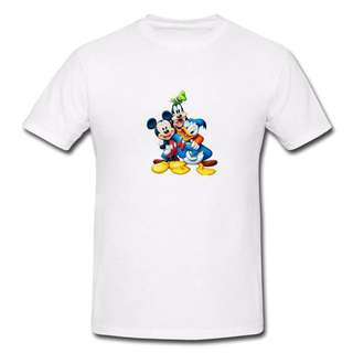 Mickey Mouse T-shirt M5-Men/Women