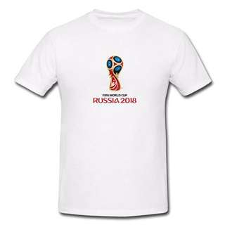 Russia FIFA World Cup 2018 T-shirt-Men/Women