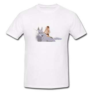 Princess Mononoke T-shirt P5-Men/Women