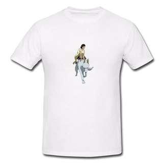 Princess Mononoke T-shirt P1-Men/Women