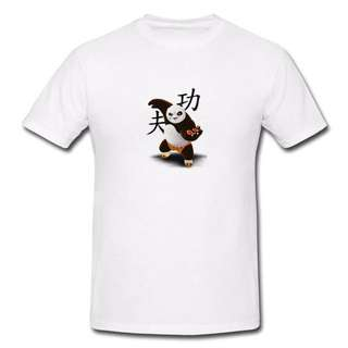 Kung Fu Panda T-shirt K5-Men/Women