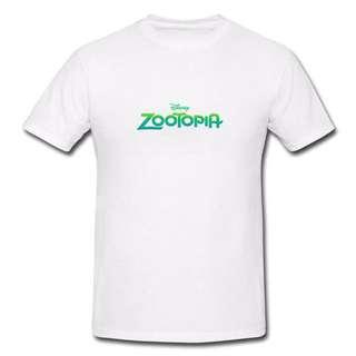 Zootopia Series T-shirt Z1-Men/Women