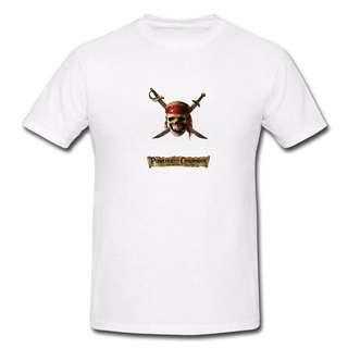 Pirates Of Caribbean T-shirt P2-Men/Women