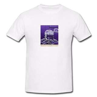 Penang Art Street T-shirt P4-Men/Women