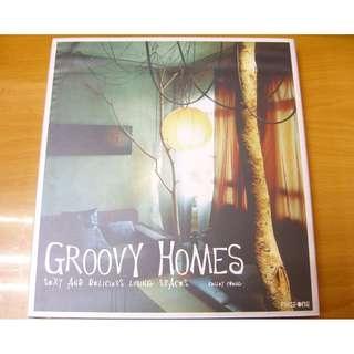【新生活二手書店_藝術設計EA1】《Groovy Homes》ISBN:9812452672│九成新│原價1250元