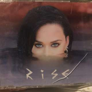 Katy Perry RISE CD Single Limited Edition