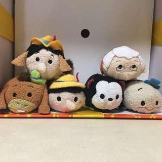 Japan Disney store Tsum Tsum 4th Anniversary